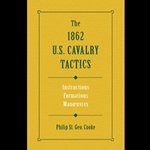 The 1862 US Cavalry Tactics 71-01143