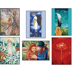 We'Moon 2012 Greeting Cards 72-12GC