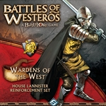 Battles of Westeros Expansion: Wardens of the West 73-FFGBW02