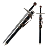 Prince of Wales Mini Sword with Scabbard