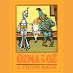 Ozma of Oz by L. Frank Baum 80-066321
