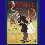 The Magic of Oz by L. Frank Baum 80-149772