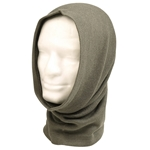 German WWII Toque Head Scarf Reproduction