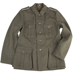 WWII M40 German Tunic Wool