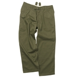 German WWII M40 Tropical Pants Repro 803224