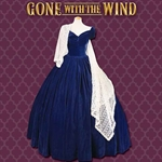 Gone With The Wind Portriat Gown 889654