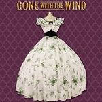 Gone With The Wind Barbecue Gown 889665