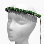 Small Rose Wreath - Green