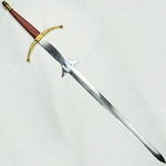 Double Hand Sword AH-0233