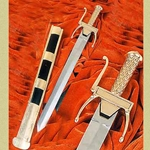 French Cadet Sword 1794 AH-3283