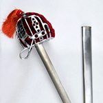 Scottish Basket Hilt Sword AH-3290