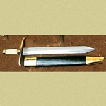 Bone Handle Short Sword AH-3310