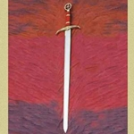 Robin of Sherwood Sword AH-3406