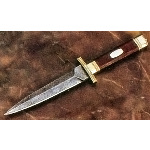 Damascus Knife Small AH-3621-S