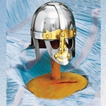 Mini Sutton Hoo Helmet AH-3802-M