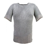 Chain Mail Hauberk Straight Edge AH-3867