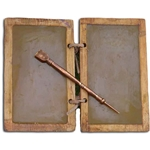 Roman Writing Tablet W/ Bronze Tool
