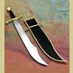 Sir John Conyers Falchion Sword