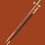 Masonic Club Sword (Etched Blade) AH-4218