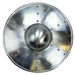 Buckler Shield with Steel Rivets AH-4351