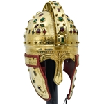 Late Roman Officer Jeweled Helmet AH-6048