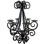 Decorative Iron Chandelier