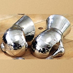 Stainless Steel Gauntlets AH-6904