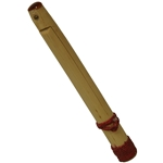 Miniature Cane Bass Drone Reed