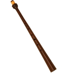 Sheesham Medieval Bagpipe Pipe Chanter without Sole