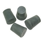 Rubber Stoppers Number 2, Set of 4, Halfsize BGST-H