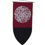 Celtic Triskele Banner BP-11