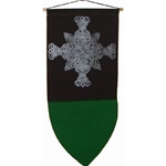 The Celtic Cross Banner BP-12