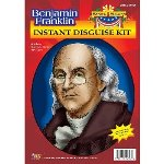 Heroes in History - Ben Franklin Accessory Kit 100-112641