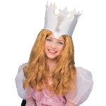 The Wizard of Oz Glinda Wig Child 100-114402