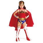Justice League DC Comics Wonder Woman  Child Costume 100-114493