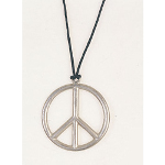 Peace Pendant Metal 100-115319