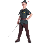 Peter Pan Disney Toddler / Child Costume 100-125364