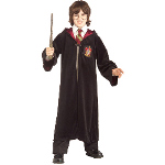Harry Potter Premium Gryffindor Robe Child Costume 100-125580