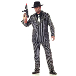 Gangster '20s  Adult Costume 100-125119