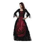 Gothic Vampira Elite Collection Adult Costume 100-125003