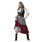 Pirate's Wench Elite Collection Adult Costume 100-125010
