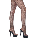 Fishnet Pantyhose Standard Black 100-125711