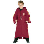 Harry Potter  Quidditch Robe Super Deluxe Child Costume 100-126132