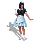 Car Hop Girl  Adult Costume 100-126172