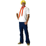 Scooby-Doo  Fred  Adult Costume 100-126753