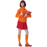 Scooby-Doo  Velma  Adult Costume 100-126754