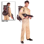 Ghostbusters Adult Costume 100-126763