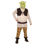 Shrek Deluxe Adult Costume 100-126903