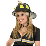 Black Fire Helmet 100-127468