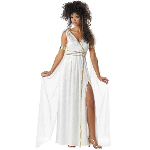 Athenian Goddess Adult Costume 100-132980